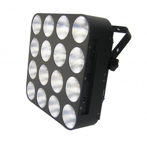 FLASH LED BLINDER 16x30W RGBW 4in1 COB 16 SECTIONS mk2