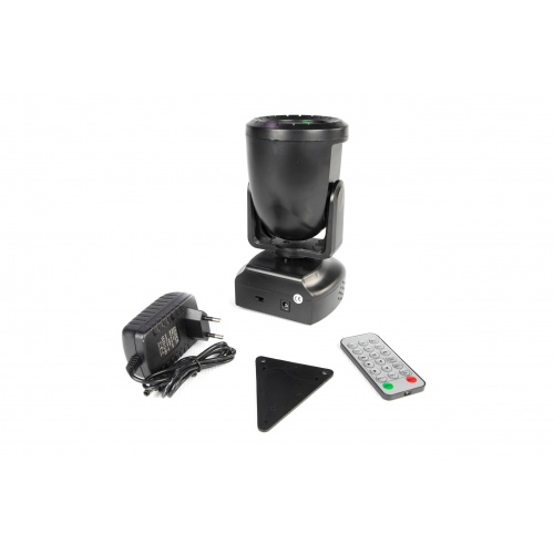 COLORSTAGE GŁOWA RUCHOMA MINI HEAD LASER RG MOVING HEAD GOBO