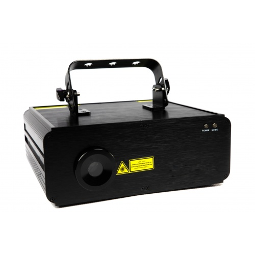 COLORSTAGE LASER ANIMACYJNY 1500mW RGB 8in1