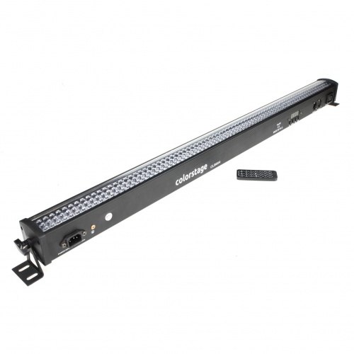 LISTWA COLORSTAGE LED BAR 240 10MM RGB 100CM PILOT 8 SEKCJI