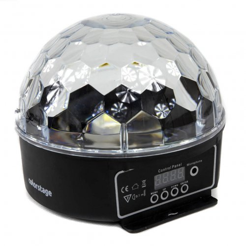 EFEKT LED KULA COLORSTAGE MAGIC BALL RGBWAP 2k20