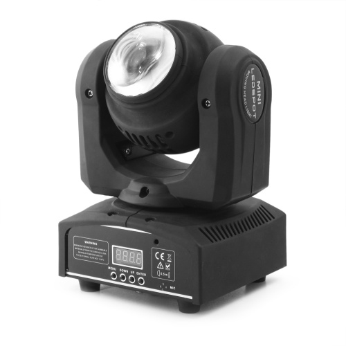GŁOWA RUCHOMA LED DOUBLE SIDED BEAM 10W FLASH