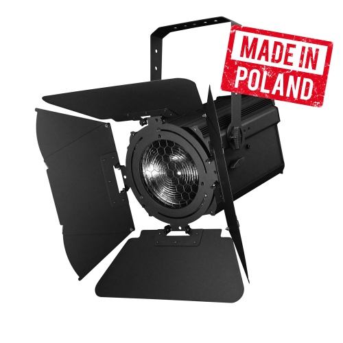REFLEKTOR LED FRESNEL LANTERN 300W 6in1 RGBWA+UV FLASH