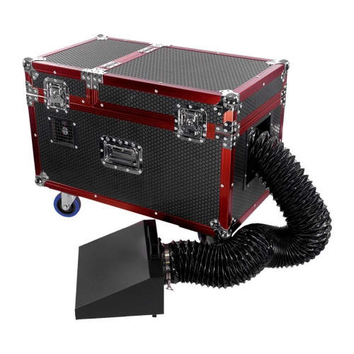 WYTWORNICA DYMU CIĘŻKIEGO COLORSTAGE LOW FOG PRO CASE RED DEVIL